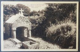 CPA 56 ARZON PORT NAVALO - Fontaine De Saint Nicolas - Gaby 18 - Réf. S 119 - Arzon