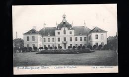 934-SAINT GEORGES SUR MEUSE WARFUSEE-chateau - Saint-Georges-sur-Meuse