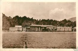83* CAVALAIRE LES BAINS Hotel Restaurant De La Plage        RL09.0686 - Cavalaire-sur-Mer