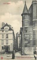 75005 - TOUT PARIS - Curieuse Maison Du XVIIIe Siecle Au Coin De La Rue St Etienne Du Mont - Arrondissement: 05