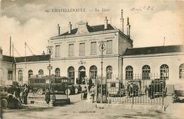 86* CHATELLERAULT  La Gare   RL09.1010 - Chatellerault