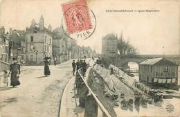 86* CHATELLERAULT Quai Napoleon – Laveuses   RL09.1011 - Chatellerault