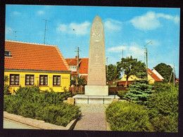 AK 001923 DENMARK - Skagen - Monument To Good Rescuers - Danimarca