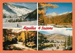 A547 / 555 05 - AIGUILLES - EN - QUEYRAS Multivues - Sin Clasificación