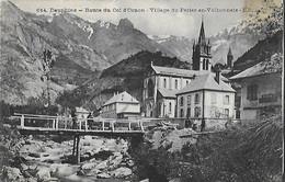 38 - Isère - PERIER En Valbonnais - Route Du Col D'Ornon -Dauphiné - Other Municipalities