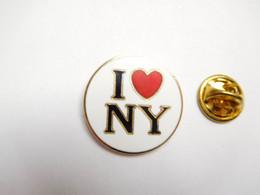 Beau Pin's En EGF ,  I Love NY , New York - Ciudades