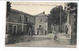 Velleron Place De L'hotel De Ville - Other Municipalities