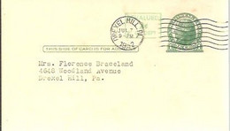STATIONARY  1952 DREXEL HILL - 1941-60
