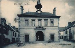 CPA ROSPORDEN - La Mairie (143963) - Andere Gemeenten