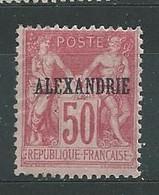 ALEXANDRIE  N° 14 * TB Type 1 - Neufs
