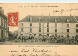 88* EPINAL   149e Infanterie – Apres La Soupe     RL09.1092 - Barracks