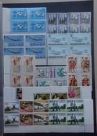 BELGIE      Samenstelling    Blokken Van 4      Postfris **  Zie Foto  FAC 292 Bfr. / 7,00 Euro - Zonder Classificatie