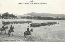 88* EPINAL 14 Juillet – Defile Sapeurs Du Genie         RL09.1099 - Regiments