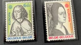 1975 - Europa, Schilderijen Van Dirk Bouts  - Postfris/Mint - Unused Stamps