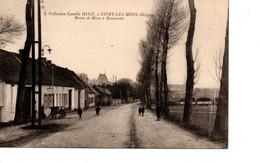 Givry-lez-Mons: Route De Mons à Beaumont - Mons