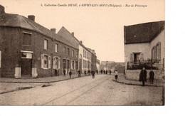 Givry-lez-Mons: Rue De Pâturages - Mons