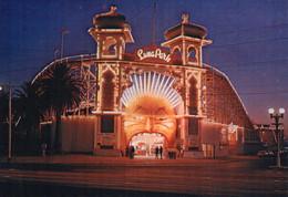 MELBOURNE - VICTORIA - St. Kilda's Luna Park - Melbourne