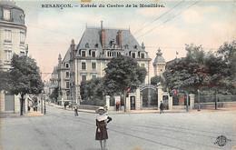 BESANCON - Entrée Du Casino De La Monillère - Très Bon état - Besancon