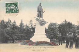 BESANCON - Statue Du Général Jeanningros - Très Bon état - Besancon