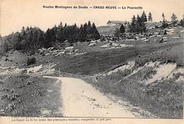 CHAUX NEUVE - La Poussette - Très Bon état - Other Municipalities