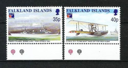 Islas Falkland Nº 750/1 Nuevo - Falkland Islands