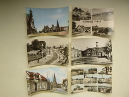 Lot De 60 Cartes Postales De France   CPSM  Petit Format     Lot Van 60 Postkaarten Van Frankrijk  Klein Formaat - 5 - 99 Karten