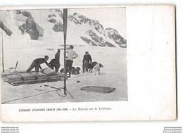 CPA Charcot Expedition Antartique  1903 - 1905 La Maison Sur Le Traineau - Misiones