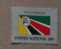 Ny82-01 : Nations-Unies (N-Y) / Drapeau Des Etats Membres De L'ONU - Mozambique - Neufs