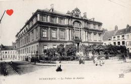29428-LE-59-DUNKERQUE-Le Palais De Justice---------------animée - Dunkerque