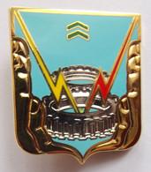 Insigne Militaire Aviation Armée De L'Air GERMAS 15.008 CAZEAUX - Forze Aeree