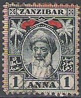 Zanzibar N° 54 Yvert OBLITERE - Zanzibar (1963-1968)