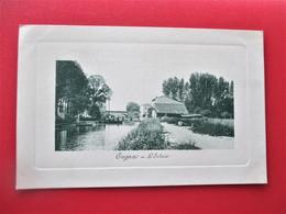 Cpa Avec Cuvette - COGNAC - L'Ecluse -TBE - Cognac