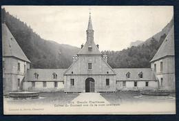 Grande Chartreuse - Entrée Du Couvent Vue De La Cour Intérieure - Saint-Pierre-d'Entremont