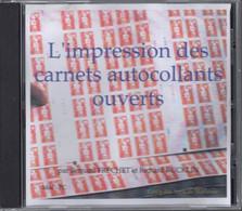 FRECHET RUCKLIN 1998 - L'impression Des Carnets Autocollants Ouverts - French