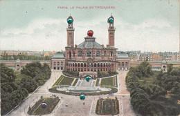 Matériaux Différents - Paillettes - Paris - Palais Du Trocadéro - Other