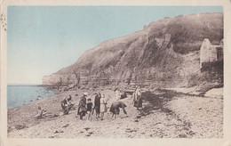 Sainte-Honorine-sur-Mer 14 - La Plage - Oblitération 1949 - Editeur Combier - RARE - Non Classificati