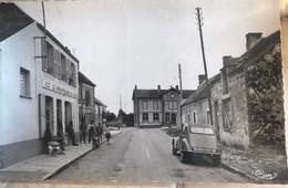 77 —LA CHAPELLE RABLAIS —Grande Rue Et La Mairie - Ohne Zuordnung