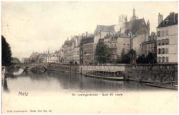 57 METZ - Quai Saint-Louis - Metz