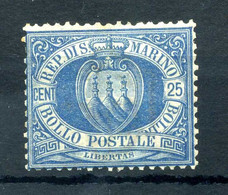1894-99 SAN MARINO N.30 * - Unused Stamps
