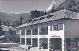 Zermatt VS, Post Télégraph, Bureau De Poste (2169) - VS Valais