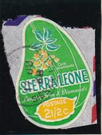Sierra Leone: 1968   Cola Plant And Nut    SG438   2½c     Used - Sierra Leone (1961-...)