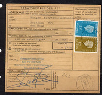 Adreskaart Vlaggenindustrie FLAG PRODUCER!! De Phoenix 1973 (p58) - Briefe U. Dokumente