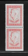 SUEDE ( EUSU - 507 )  1952  N° YVERT ET TELLIER  N° 370b    N** - Nuovi
