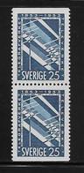 SUEDE ( EUSU - 513 )  1953  N° YVERT ET TELLIER  N° 378b    N** - Ongebruikt