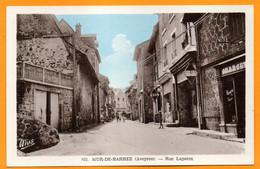 CPA (12) MUR-DE-BARREZ / Rue Laparot II  (Voir Photo Et Détail) - Autres Communes