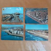 Ostende  4 Cartes - Oostende