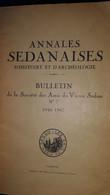 Annales Sedanaises 7 - Sedan - Evrard De La Marck - Mirbach - Unclassified