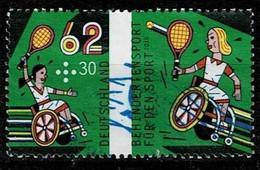 Bund 2015,Michel# 3149 O  Sporthilfe: Sport - Gebruikt