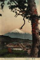 FUJI FROM IWABUCHI  JAPON JAPAN - Non Classés