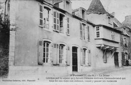 PLANCOËT - Le Dôme, Célèbre Par Le Séjour Qu'y Faisait L'illustre écrivain Chateaubriand - Plancoët
